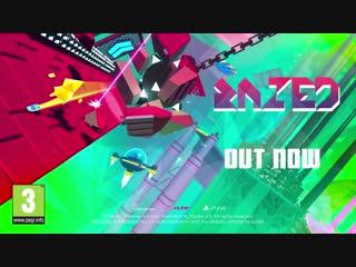 RAZED Launch Trailer PS4
