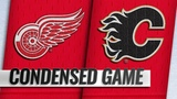 011819 Condensed Game Red Wings @ Flames