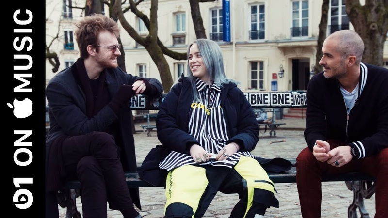 Billie Eilish and Finneas O'Connell Paris Meet Up FULL INTERVIEW Beats 1 Apple Music