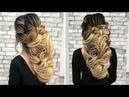 Topuz Saç Modelleri Yapımı