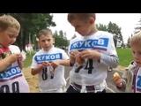 Забег на день города 11 07 2015 г. Жуков, Протва.