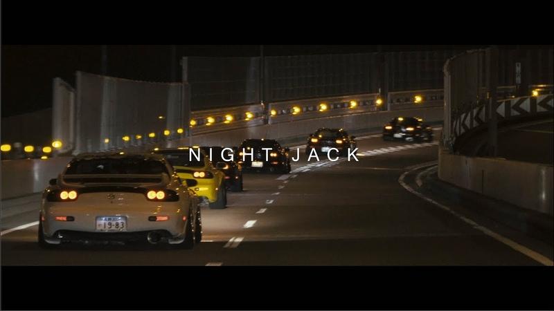NIGHT JACK RX-7 FD3S JAPAN | Unripe™