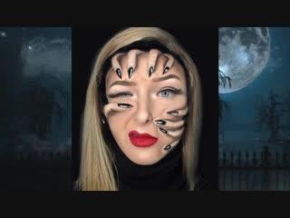 Лучший макияж на Хэллоуин 2018