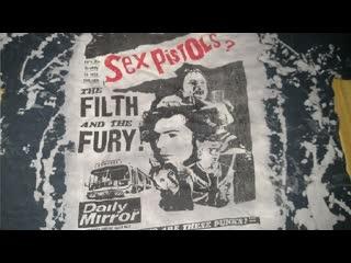 Грязь и Ярость. История Sex Pistols / The Filth and the Fury (2000)