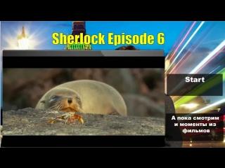 Английский на слух по сериалу Шерлок. Разбор фильма