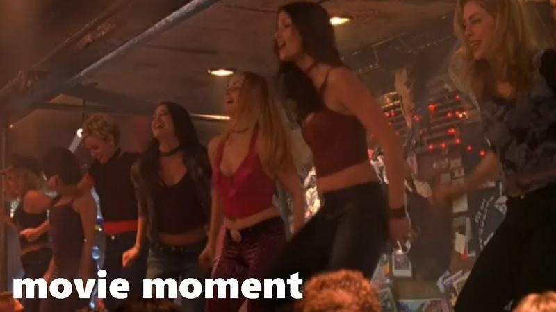 Бар Гадкий койот 2000 Шоу на барной стойке 1 7 movie moment