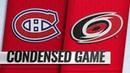 03 24 19 Condensed Game Canadiens @ Hurricanes