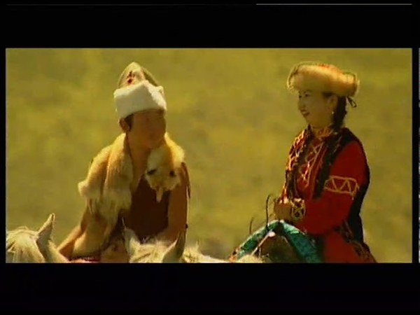 Kazak Ethnic Minority Group 哈萨克人