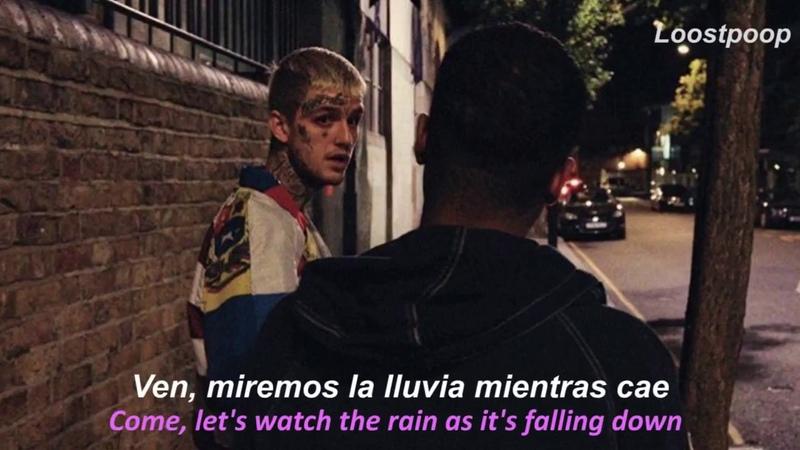 Lil Peep ILoveMakonnen - Sunlight On Your Skin (Sub. Español/Ing) (.Esp/Ingles)