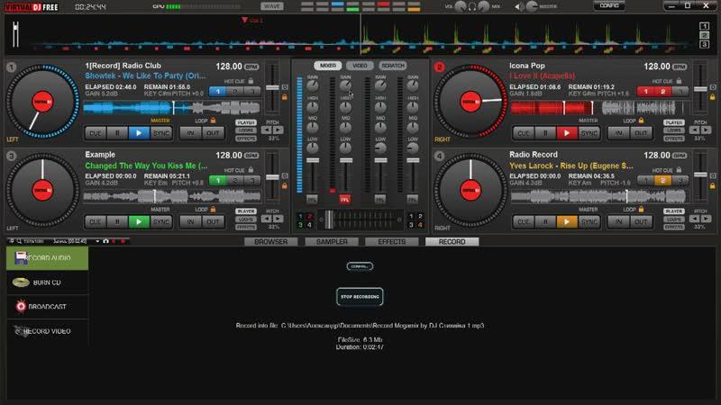 Record Megamix by DJ Стихийка