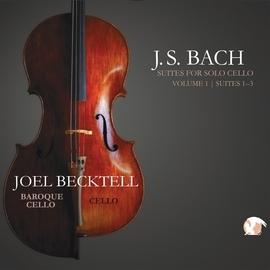 Johann Sebastian Bach альбом J.S. Bach Suites for Solo Cello, Vol. 1