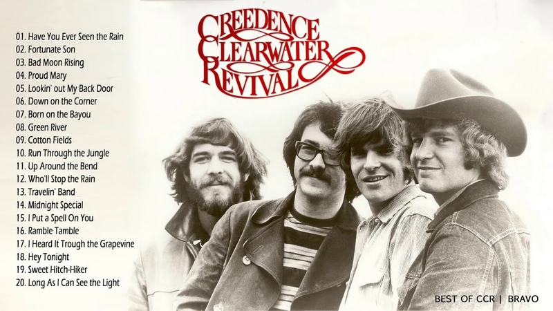The Very CCR Greatest Hits Full Playlist Best songs of CCR Full Album