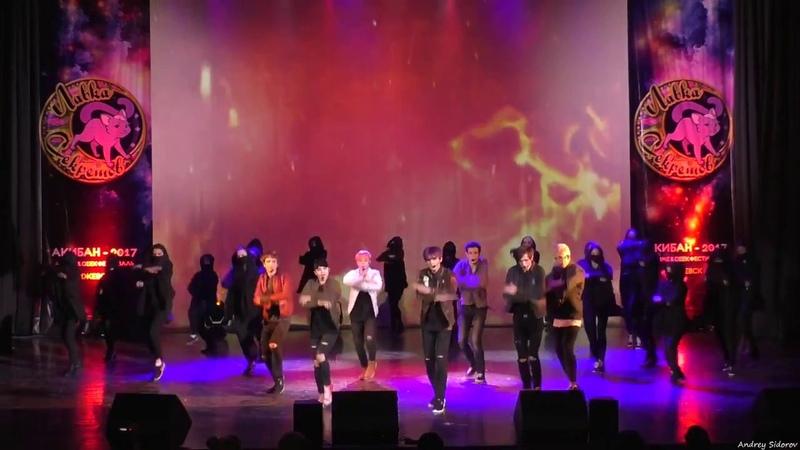 170826 2L8 (너무늦었어) cover BTS - Intro FIRE (불타오르네) @AKIBAN Cover Dance 2017.