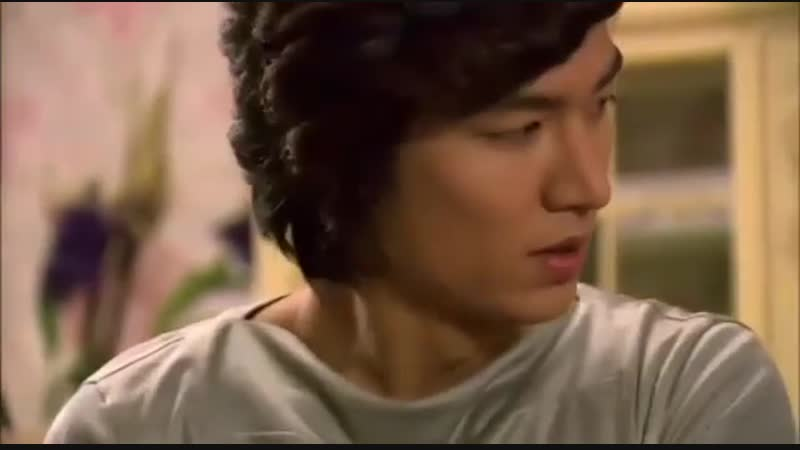 Boys Over Flowers Sweet Momen't Goo Jun Pyo take care of Jandi