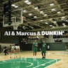 """Marcus Smart on Instagram @alhorford and I coming up with that 🔥 pregame handshake ad Dunkin'"""""""