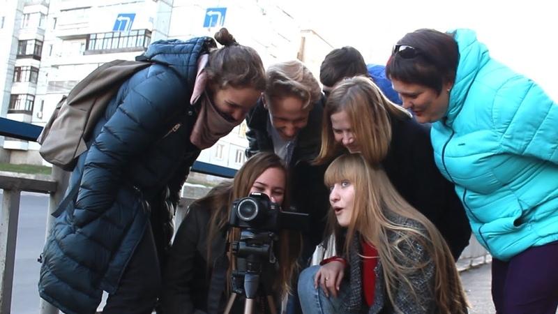 Экскурсия на краевой телеканал Енисей