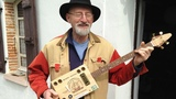 Acoustic Blues Guitar Let's Plug In That Old Cigar Box Guitar ...