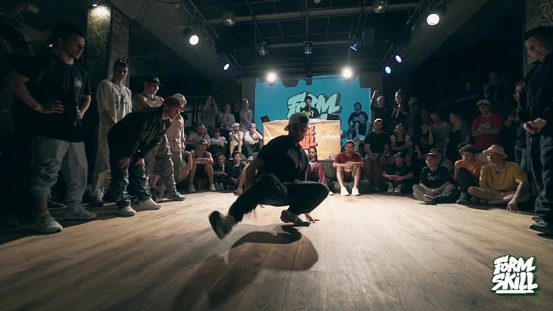 Funk Fanatix vs Break Rave   Crew 3vs3 Final at FORMSKILL 2019