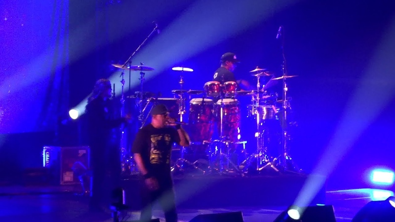 Cypress Hill исполнили Rock Superstar, в рамках своего тура Elephants On Acid Tour 2018. (8 декабря 2018 г.) (видео)