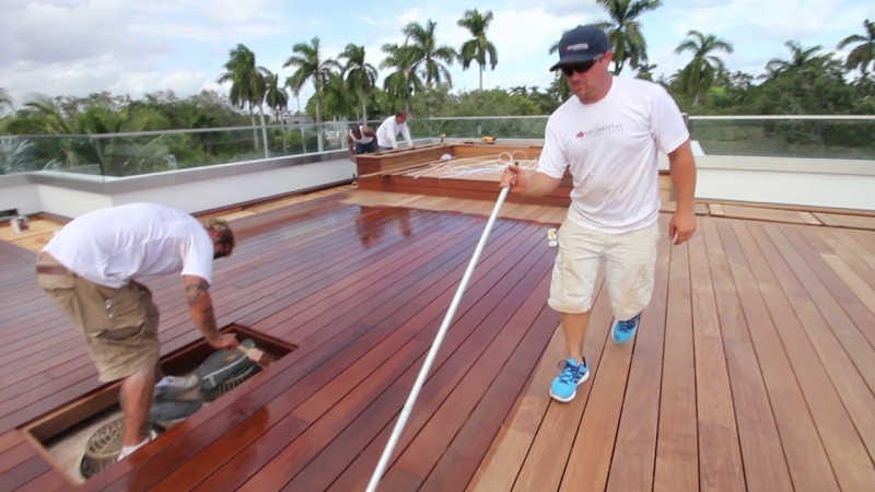 ГАРДЕК: The Garden Gurus - Ecodeck, Decking with a Difference