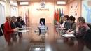 Делегация генерального консульства Франции в Череповце