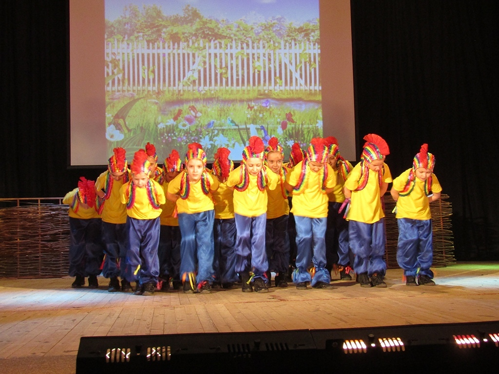 Отчетный концерт коллективов Дома культуры «Радий»