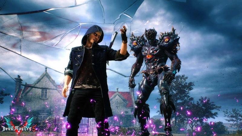 Devil May Cry 5 Nero All Bloody Palace Bosses No Damage SSS Rank PS4 PRO