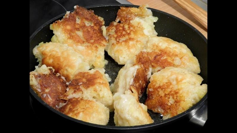 Старинный рецепт сытного быстрого и очень доступного блюда Варфельквеп
