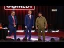 Comedy club Камеди Клаб Путин в Армении 2018 Гарик Харламов и Марина Кравец Телешоу