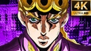 JoJo's Bizarre Adventure Golden Wind OP 2K QUAD HD 1440p