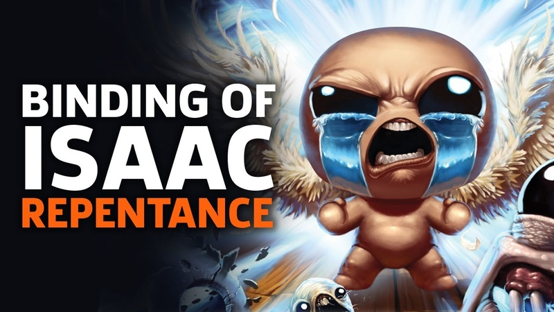 The Binding Of Isaac: Repentance - 13 Minutes Of Off-Screen Gameplay | PAX West 2018