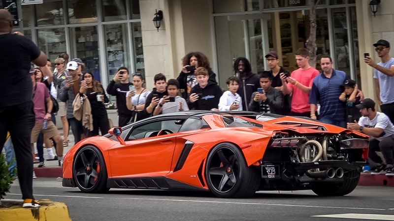 Worlds First Lambo Aventador BUMPER DELETE...Yay or Nay
