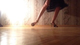 Young and beautiful, Lana del Rey. Argentine tango ladies technique, Elizaveta Tavrovskaya