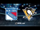 New York Rangers vs Pittsburgh Penguins Feb 17 2019 Game Highlights NHL 2018 19 Обзор матча