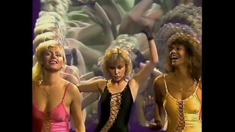 Bisquit Musikladen Gogos Girl Zoo Zoo 1981