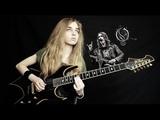 Opeth - Burden - solo cover