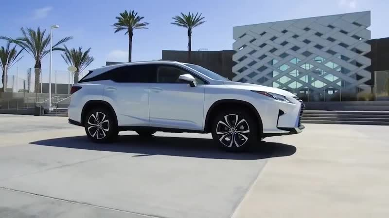 2019 Acura MDX vs 2019 Lexus RX 350L – Third Row Seat Comparison