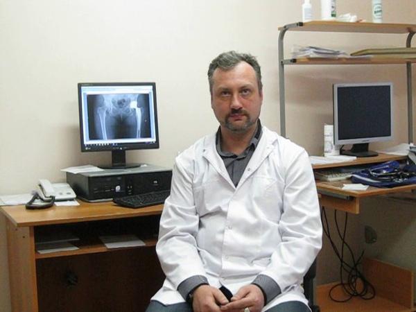 Жуков А. П. Восстановление после переломов