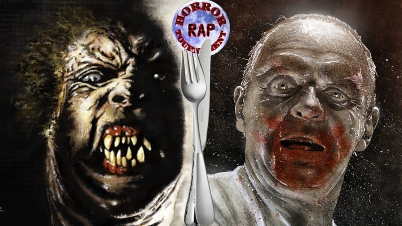 THE THING vs HANNIBAL LECTER. Horror Rap Tournament. 1/2 финала. 3 из 4