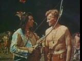 1956 - Дэниел Бун, первопроходец Daniel Boone, Trail Blazer
