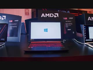AMD CES 2019 | Ryzen and Radeon powered laptops and desktops.
