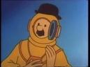 HERGE'S ADVENTURES OF TIN TIN Red Rackhams Treasure Black Island Belvision episodes