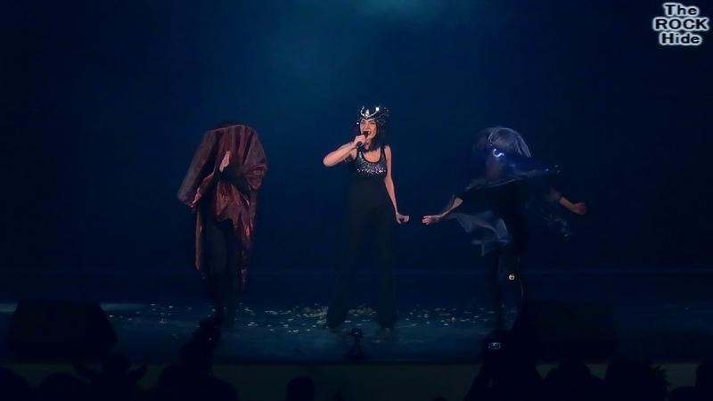 "World-караоке - Catilina – ""Изида под покрывалом"" [1 ДЕНЬ AkiCon 2018 (17.11.2018)]"