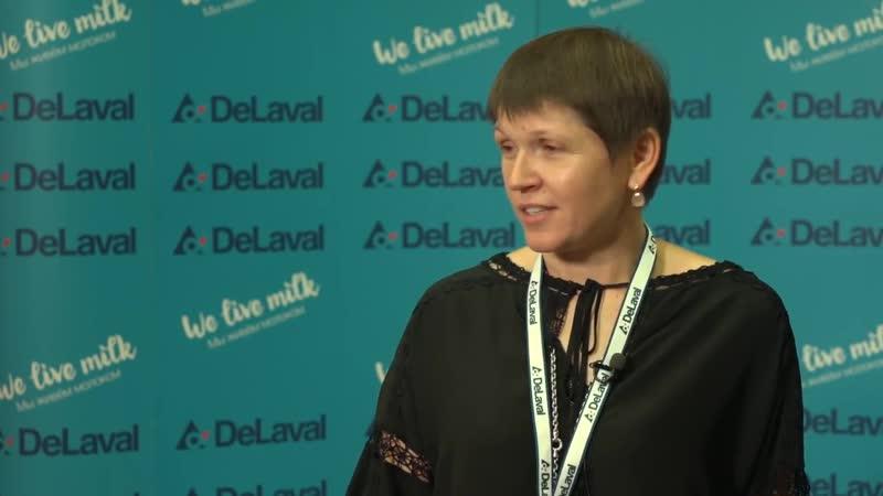 Алена Дымченко - интервью на IV Международной конференции по козоводству