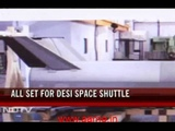India developing an indigenous Space Shuttle for satellite launches NDTV Report