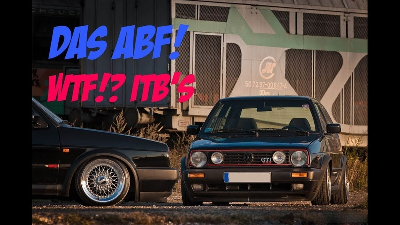 TOP 8 Best Sounding Looking VW 2.0 16v ABF on ITB's