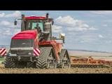 CASE IH QUADTRAC 620 Traktor &amp V