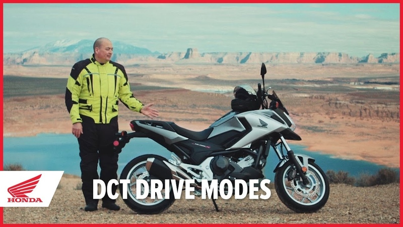 Honda DCT What's your drive mode