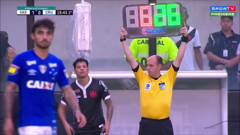 Trégua em São Januário vaiado no primeiro tempo, Fabrício deixou o campo aplaudido