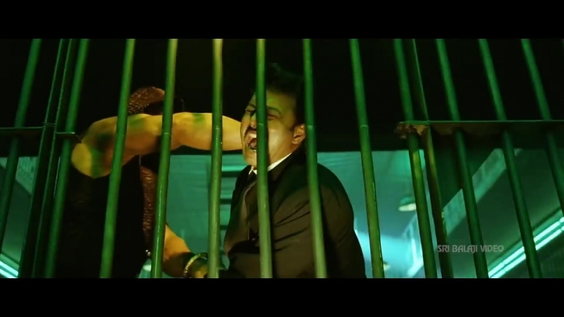 Shakti Movie Artist Daneils Destruction Scene _ Jr.NTR, Ileana, Sonu Sood _ Sri